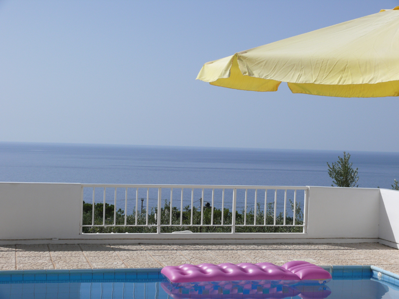Villa Artemis Pool View.